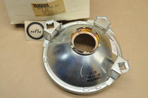 NOS Yamaha FZ600 FZR1000 FZR600 FZR750 Koito Head Light Lens 12V 35/35W 2AX-84320-A0