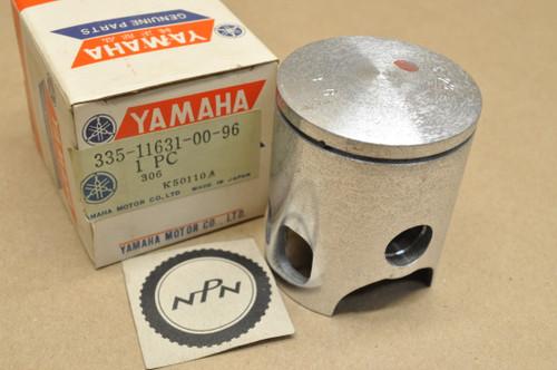 NOS Yamaha 1972 LT2 1973 LTMX Standard Size Piston 335-11631-00-96