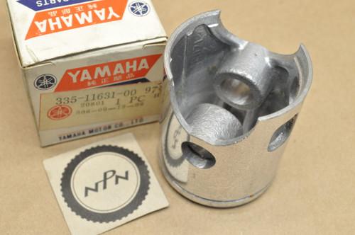 NOS Yamaha 1972 LT2 1973 LTMX Standard Size Piston 335-11631-00-97
