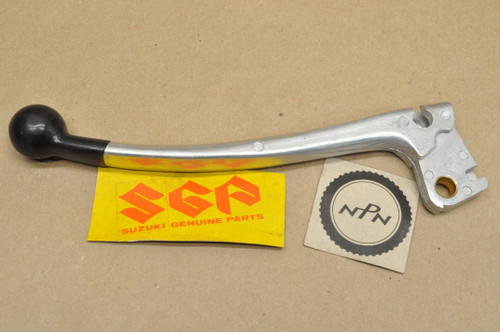 NOS Suzuki GS400 TS100 TS125 TS185 TS250 TS400 Right Handle Bar Brake Lever 57420-18602
