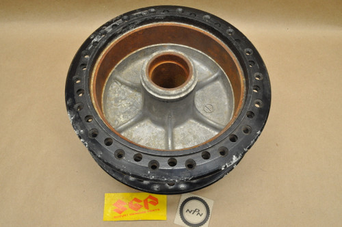 NOS Suzuki 1976-78 RM250 1976-77 RM370 Rear Wheel Hub 64110-41601