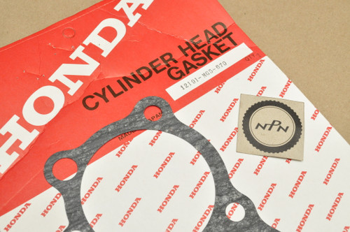 NOS Honda 1983 CB1000 C CB1100 F Super Sport Cylinder Gasket 12191-MG5-670