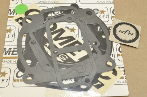 NOS Kawasaki 1989-94 KDX200 Cylinder Head Top End Gasket Kit 11004-1189