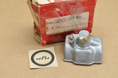 NOS Honda TL125 K0-K2 Trials Carburetor Float Bowl Chamber Set 16015-355-004