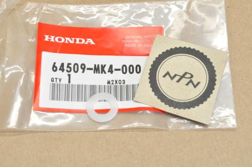 NOS Honda CBR1000 GB500 VFR700 VFR750 Cowl Retainer 64509-MK4-000