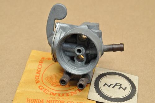 NOS Honda CB160 CL160 CL72 CL77 Fuel Gas Tank Petcock Body 16950-273-000