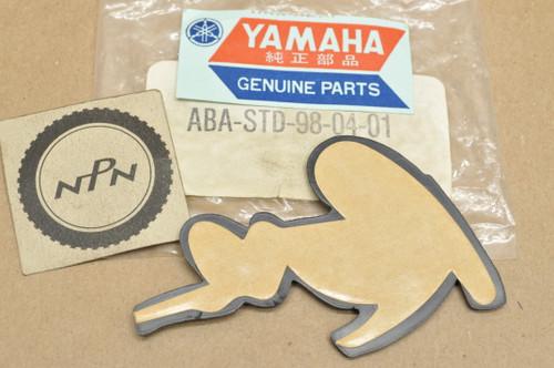 NOS Yamaha XC125 XC180 XC200 Riva Logo Emblem Decal ABA-STD98-04-01