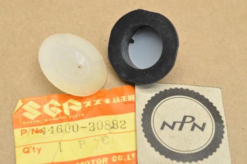 NOS Suzuki DS80 FA50 OR50 TS100 TS125 TS185 TS250 Oil Tank Cap Gasket 44600-30832