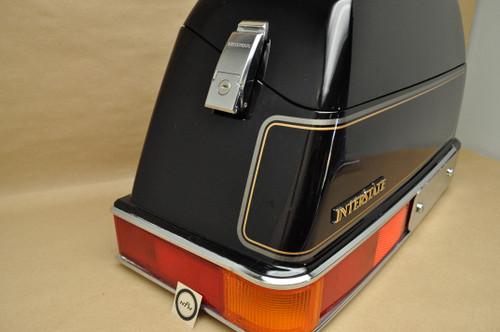 NOS Honda 1986 GL1200 Gold Wing Interstate Black Right Saddlebag Assy 812A0-ML8-670 ZB
