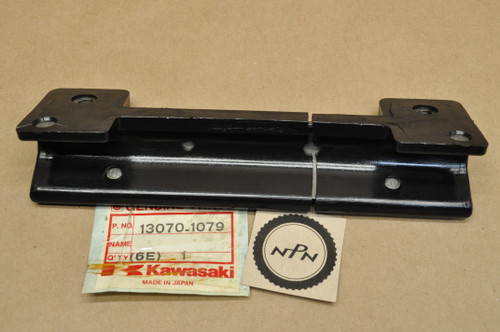 NOS Kawasaki 1983-88 ZN1300 Voyager Trunk Guide Bracket 13070-1079
