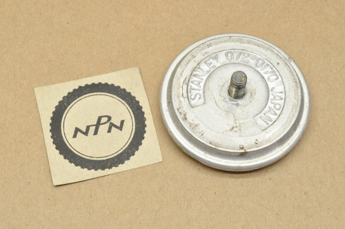 Vintage Used OEM Honda CT70 Trail 70 CT90 Fork Ear Reflector 33741-102-870