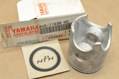 NOS Yamaha 1981, 1983 YZ60 1.00 Oversize Piston 4V0-11638-00