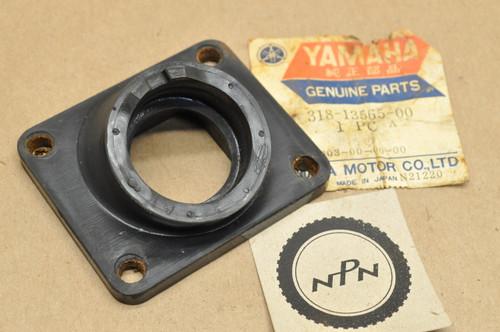NOS Yamaha 1972 AT2 1973 ATMX Intake Manifold Carburetor Boot Joint 318-13565-00