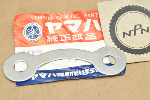 NOS Yamaha BW80 DT100 LB80 MG1 MJ2 MX100 PW80 RD125 RD60 RS100 RT100 TA125 U5 YG1 YL1 Washer 102-25412-00