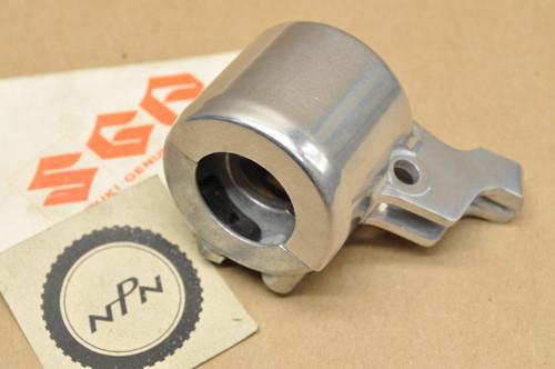 NOS Suzuki 50M12 50M15 K10 K11 K15 A100 AC100 AS100 B100 Right Throttle Lever Perch Housing Assy 57301-07824