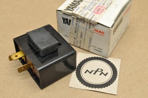 NOS Yamaha RZ350 SRX600 XJ650 XJ750 XJ900 XS400 Turn Signal Flasher Relay 4H7-83350-70