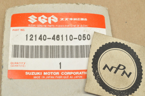 NOS Suzuki FA50 FS50 JR50 LT50 OR50 RM50 0.50 Oversize Piston Ring Set for 1 Piston=  2 Rings 12140-46110-050