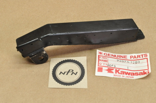 NOS Kawasaki 1980-81 KZ250 KX420 Rear Suspension Shock Mount Rubber Damper 92075-1280
