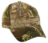 Promotional Garment Washed Camo Hat