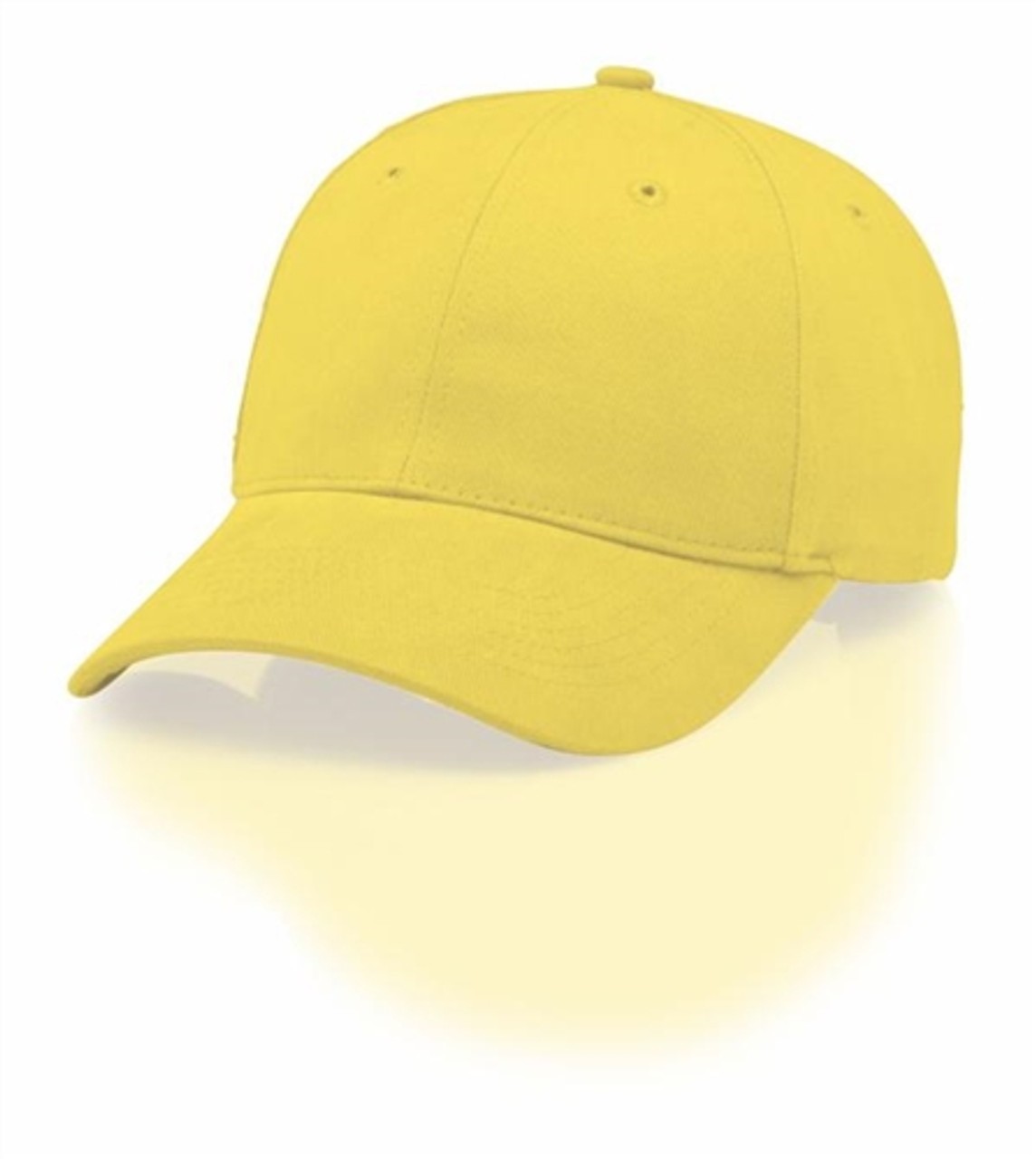 Embroidered Brushed Chino Cap