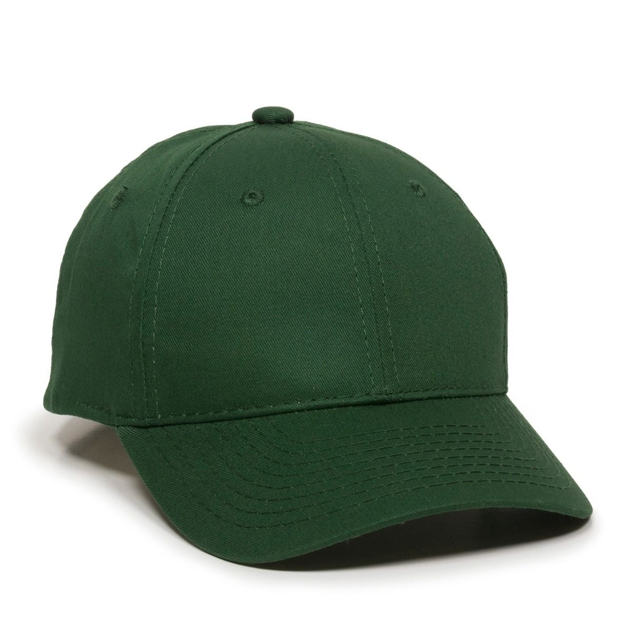 Embroidered Structured Twill Hats
