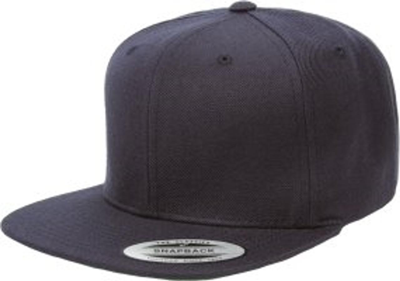 Custom Premium Classic Snapback Cap