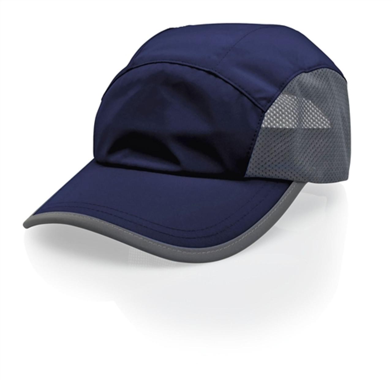 Embroidered Lightweight Running Cap