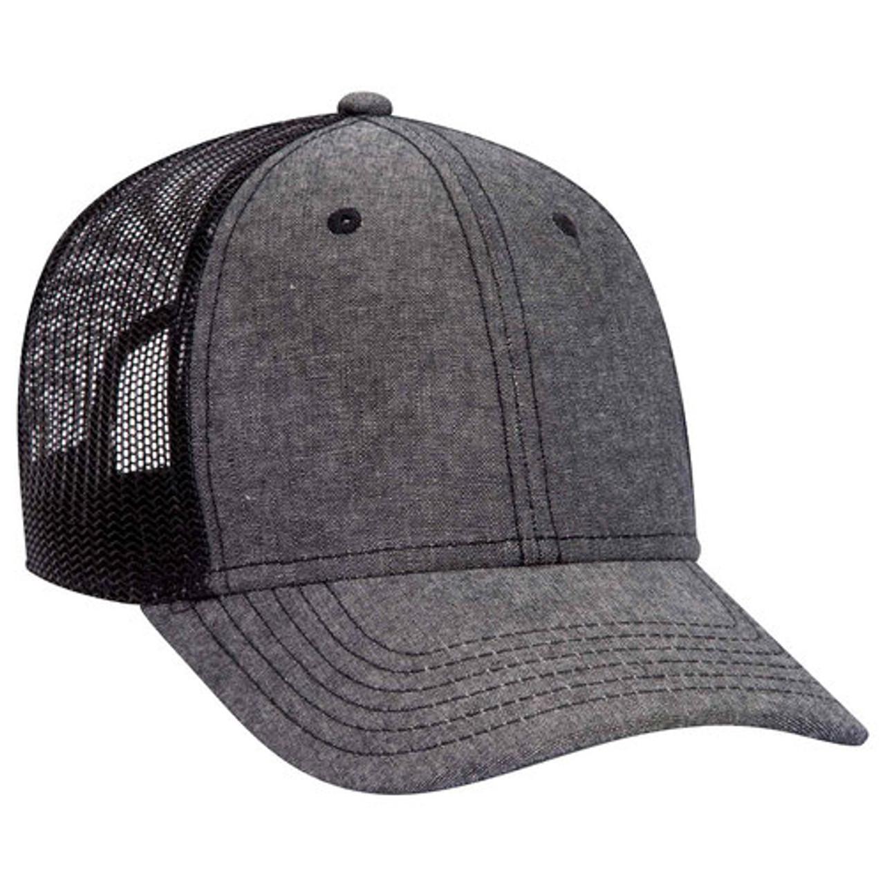 Custom Low Profile 6 Panel Hat