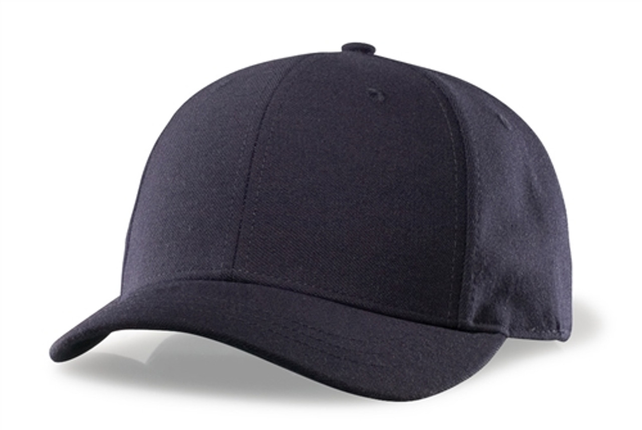 Embroidered Logo Surge Fitted Cap