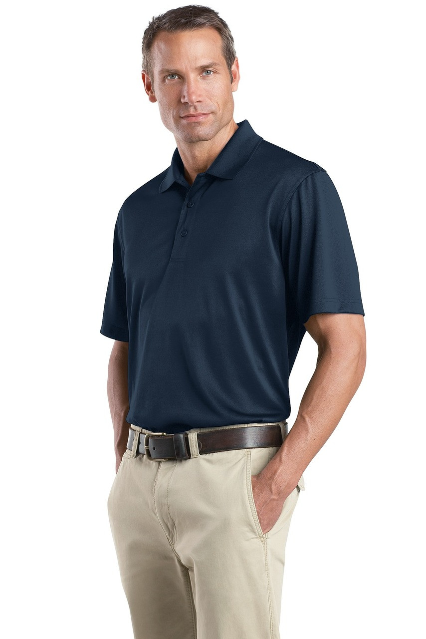 Custom Embroidered CornerStone - Select Snag-Proof Polo. CS412