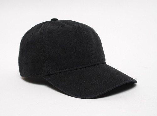 Embroidered Bio-Washed Cotton Hat