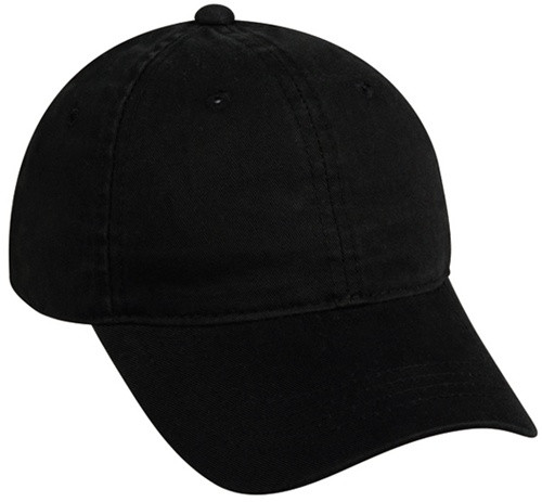 Promotional Unstructured Garment Washed Twill Hat