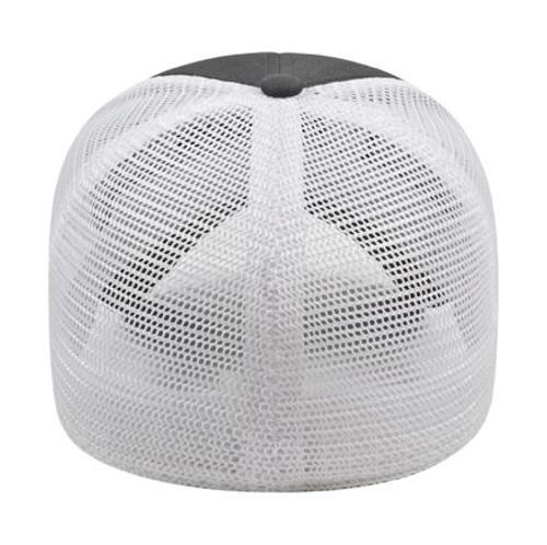 Custom Embroidered Flex Stretch Fit Mesh Back Hat