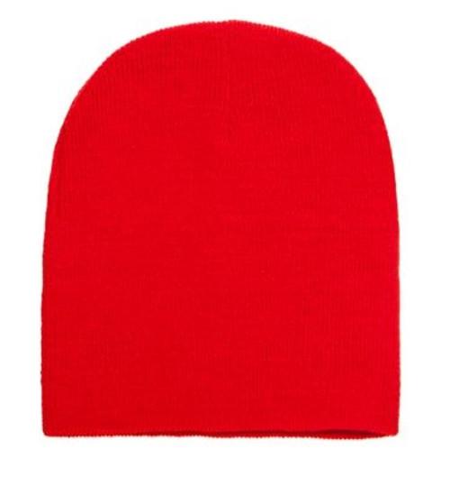 Custom Yupoong Knit Beanie Cap