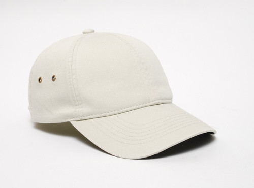 Embroidered Ladies Enzyme Washed Cap