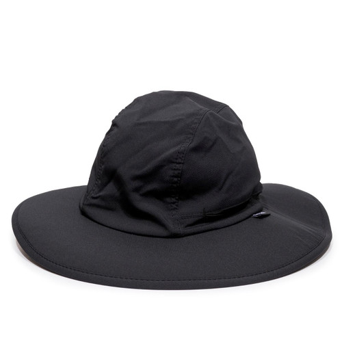 Promotional Stretch Polyester Q3 Peformance Safari Hat with Mesh Crown Lining