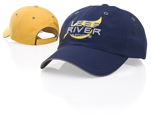 Embroidered Logo River Cap