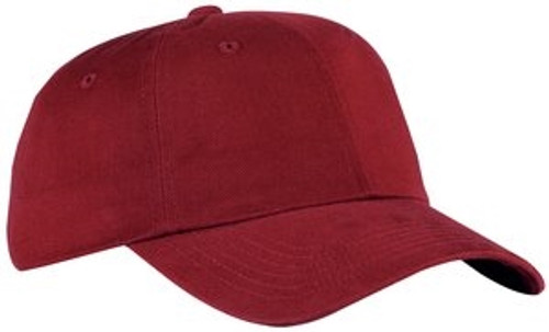 Custom Soft Brushed Twill Cotton, Unstructured Hat