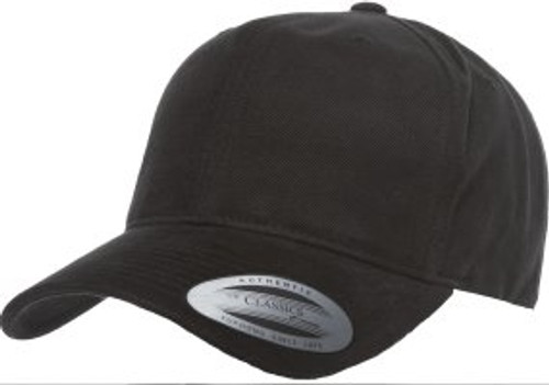 Custom Brushed Cotton Structured Hat by FLEXFIT