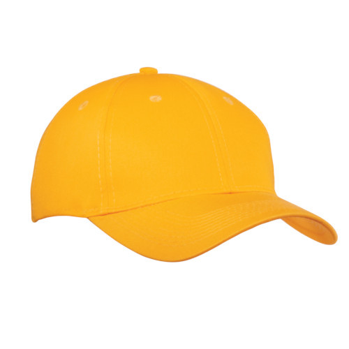 Custom 100% Cotton Value, Structured Hat with Velcro Closure
