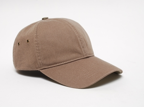 Embroidered Enzyme Washed Cap