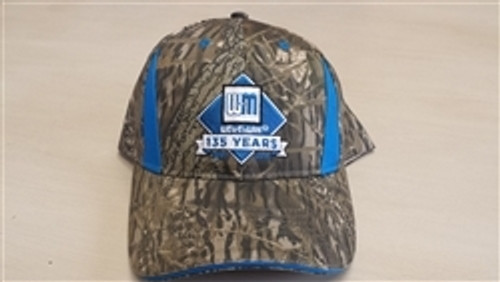 Factory Direct Custom Camo Accents Hats
