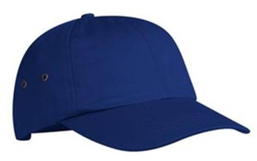 Custom 100% Cotton Twill Hat, Metal Eyelets and Buckle Closure