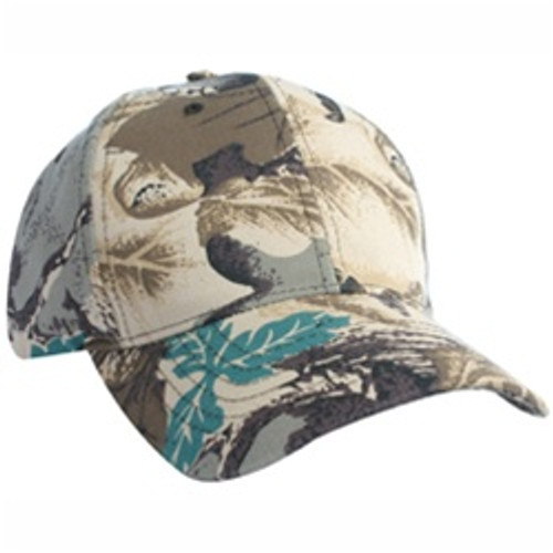 Custom Brushed Cotton Military Camo Hat