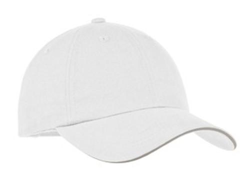 Custom Safety Reflective Sandwich Bill and Closure Hat