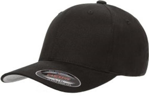Custom Brushed Cotton Twill FLEXFIT Hat
