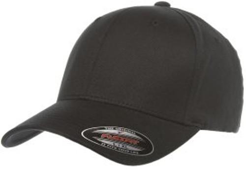 Custom 100% Organic Cotton Flexfit Structured Hat