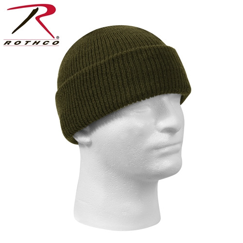 Personalized Genuine G.I. Wool Watch Cap