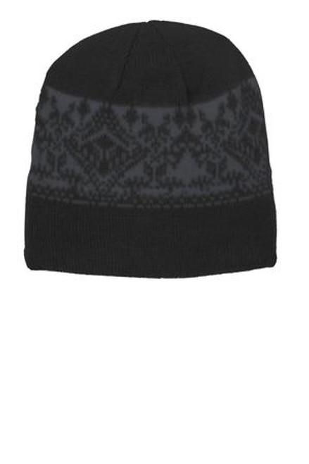Custom Nordic Beanie Hat