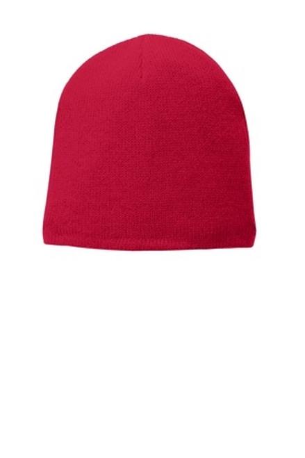 Custom Fleece Lined Beanie Hat